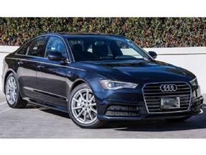 Audi A6 Brand New  A6 2.0L Technik! stk