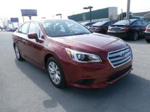 Subaru Legacy CVT 2.5i w/Touring & Tech Package