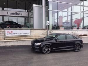 Audi S3 Progressiv Quattro, Navigation, Advanced