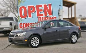Chevrolet Cruze LS LOW KM PWR GROUP