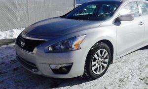 Altima  - under Manufacturer warranty