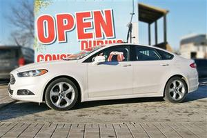 Ford Fusion SE SUNROOF REAR CAM SYNC
