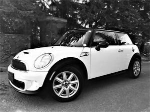 MINI Cooper S Automatic Low Km Certified Must See