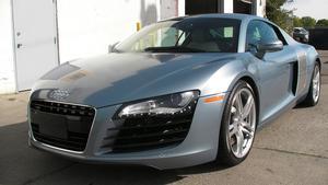Audi, R8