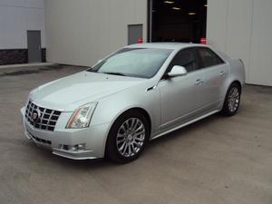 Cadillac, CTS