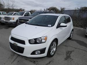 Chevrolet, Sonic