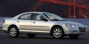 Chrysler, Sebring Sdn