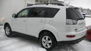 Mitsubishi, Outlander