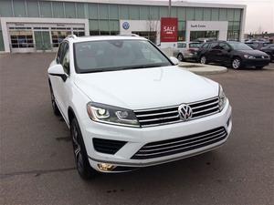 Volkswagen, Touareg