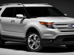 Ford Explorer AWD LIMITED Navigation (GPS), Leather,