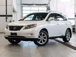 Lexus RX 350 Touring Package