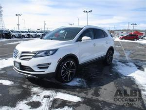 Lincoln MKC RESERVE 4RM