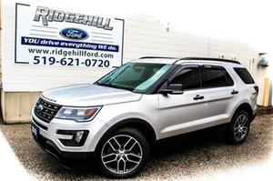 Ford Explorer Sport LEATHER NAV SUNROOF