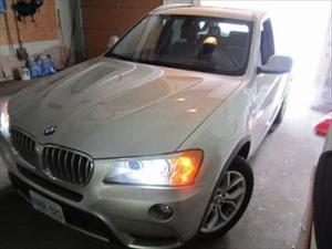 BMW X3 xDrive28i AWD, NAVI, PANO, EXEC/PREM,