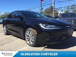 Chrysler 200 DEMO S, COMFORT GRP V6