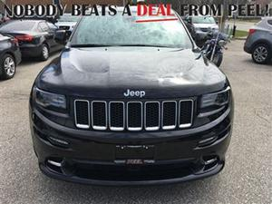 Jeep Grand Cherokee SRT **NEW ARRIVAL**