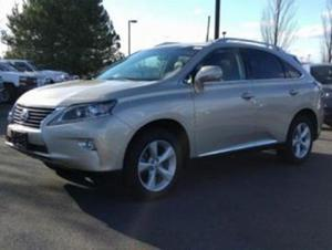 Lexus RX 350 AWD AWD 4dr Sportdesign Touring Package