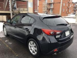 Mazda MAZDA3 Sport GX w/ Alloy Wheels + + +