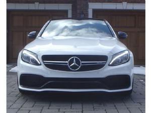 Mercedes-Benz C-Class AMG C63 S, Premium, AMG Night +