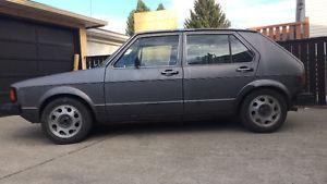 Volkswagen Rabbit Ls Hatchback