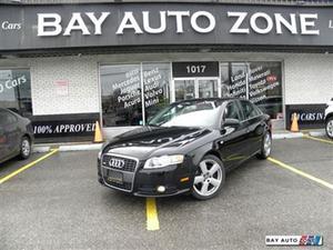 Audi A4 2.0T S LINE QTRO