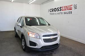 Chevrolet, TRAX