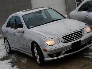 2005 mercedes benz c230 kompressor cuir cozot cars for Mercedes benz c230