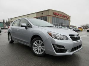 Subaru Impreza TOURING AWD, HTD. SEATS, ALLOYS, BT,