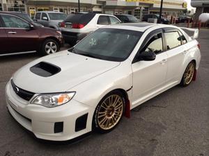Subaru, Impreza WRX