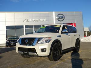 Nissan Armada For Sale