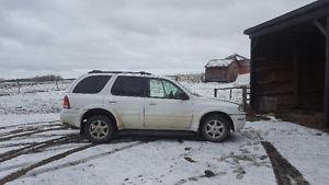 Oldsmobile Bravada SUV, Crossover