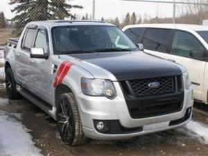 Ford, Explorer Sport Trac