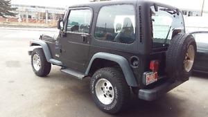 Jeep TJ 4.0