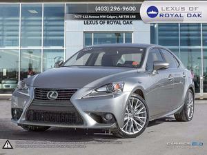 Lexus, IS 250