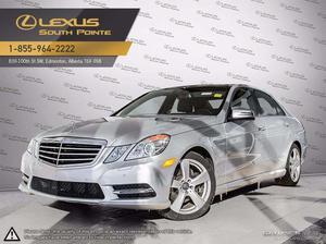 Mercedes-Benz, E-Class