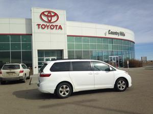 Toyota, Sienna