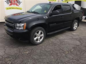 Chevrolet Avalanche LT, Crew Cab, Automatic, 4x4, Only