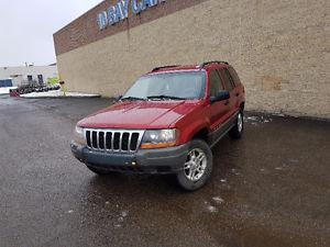 Jeep Grand Cherokee SUV, Crossover