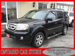 Honda Pilot TOURING 4WD NAVIGATION TV DVD