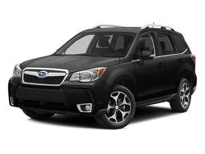 Subaru, Forester