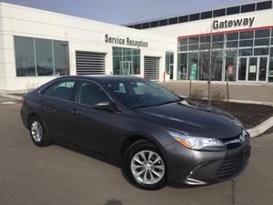 Toyota Camry LE Backup Cam, USB/AUX Input, Steering