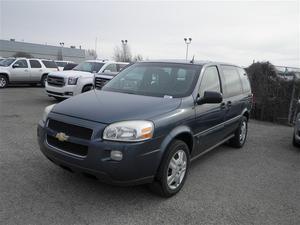 Chevrolet, Uplander