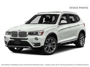BMW, X3