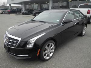 Cadillac, ATS