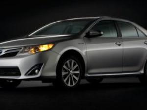 Toyota, Camry Hybrid
