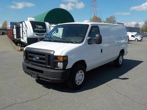 Ford Econoline E-250 Cargo Van w/ Shelving