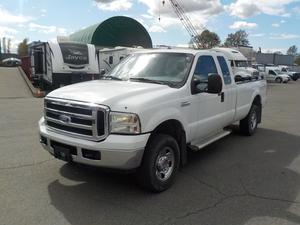 Ford F-250 SD XLT SuperCab Long Bed 4WD
