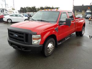 Ford F-350 SD XL Crew Cab Long Bed Dually 2WD Diesel
