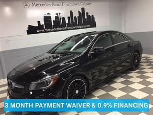 Mercedes-Benz, CLA-CLASS