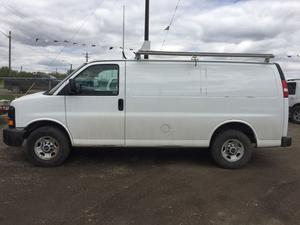GMC, Savana Cargo Van